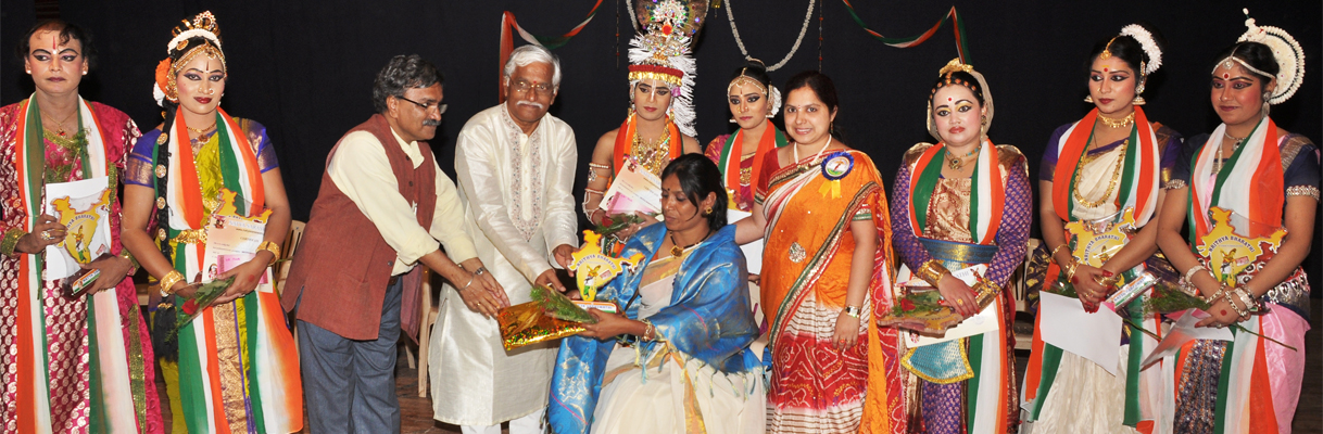 Nrithya Bharathi Festival 2014